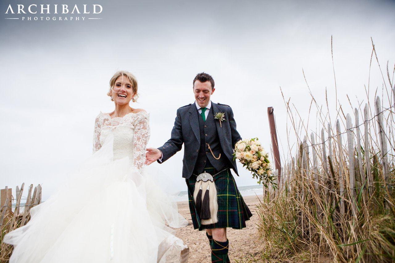 St Andrews Wedding Photography by Archibald Photography