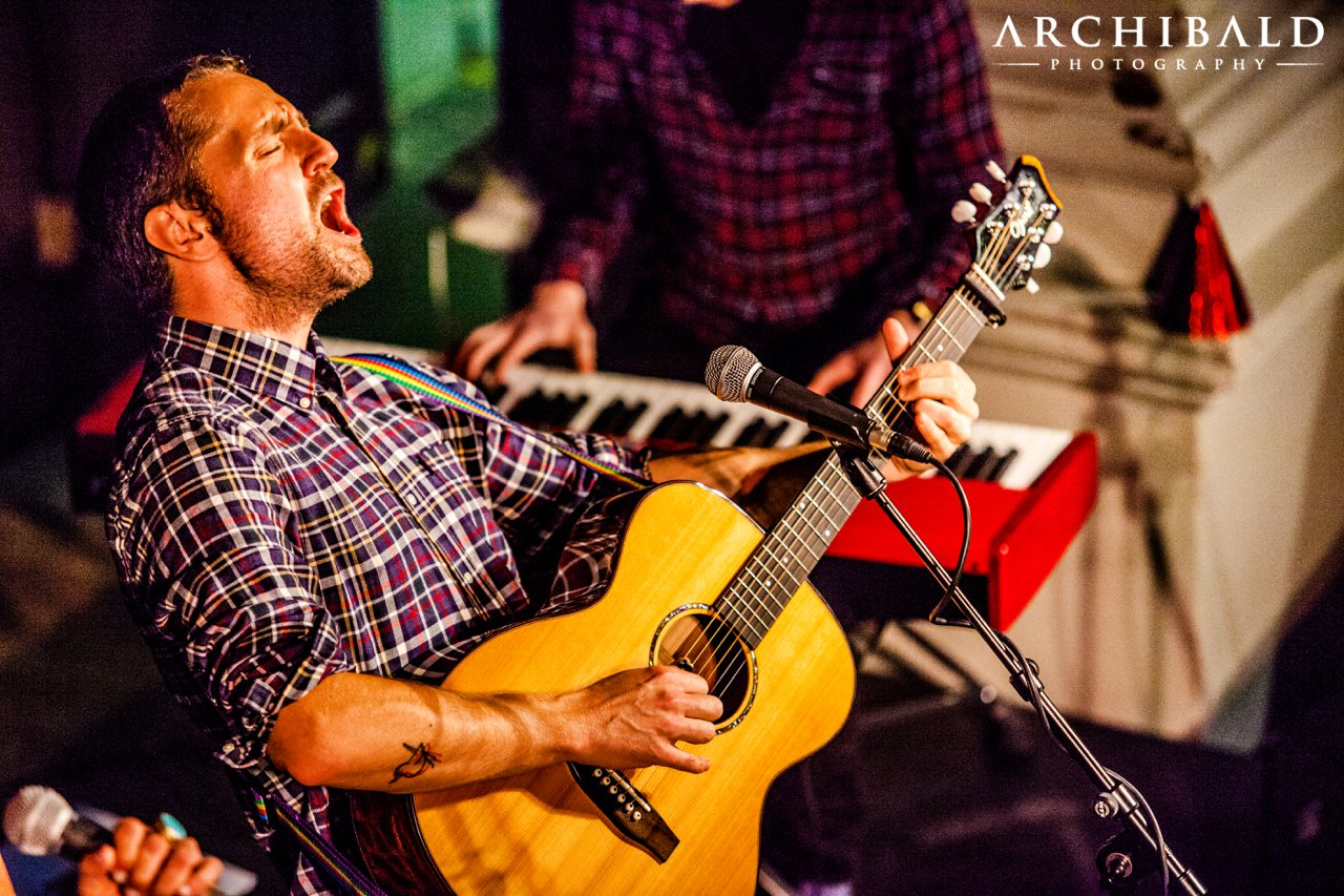 Glasgow Americana Festival Photos by Archibald Photography