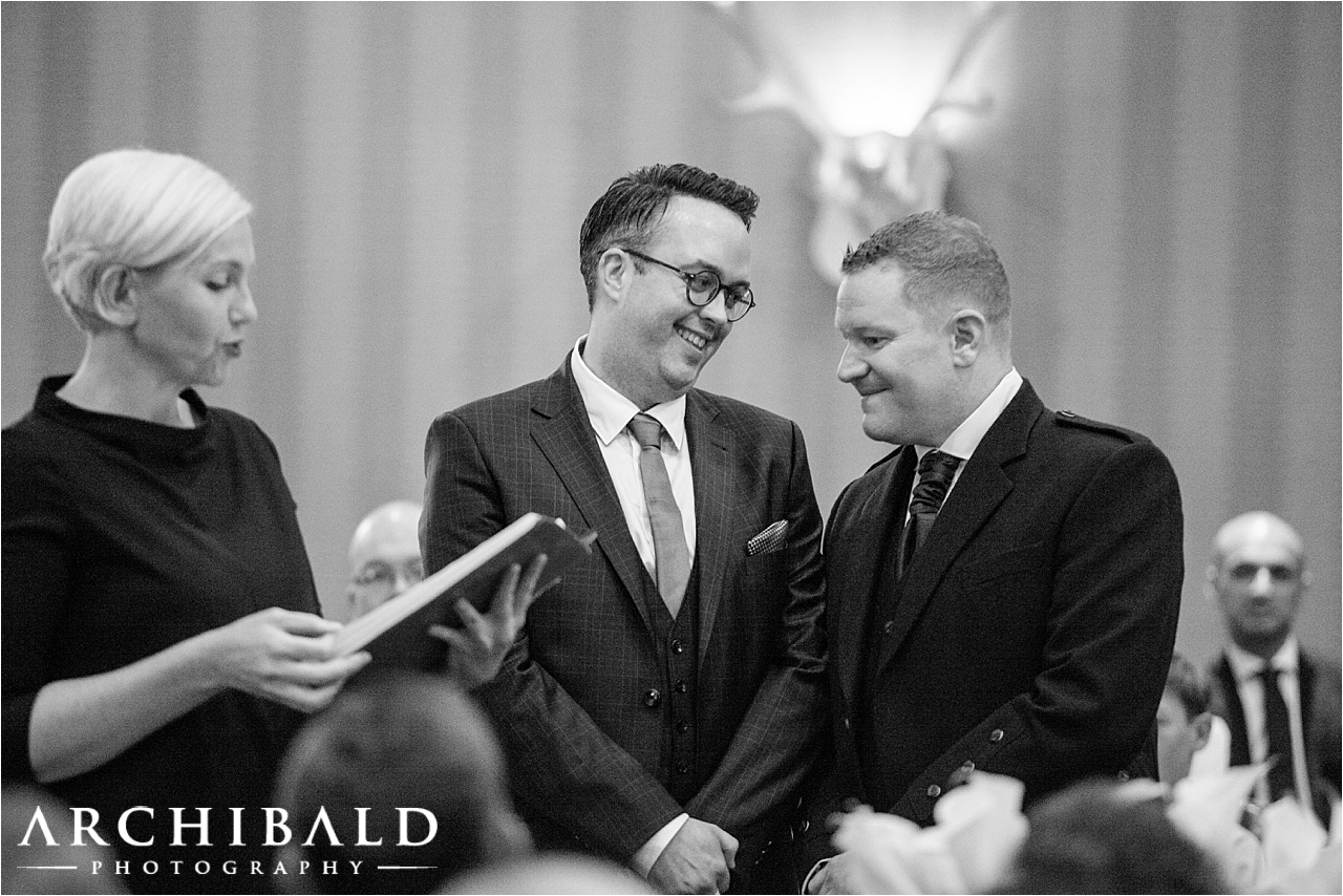 Humanist Society Scotland Weddings by Mark Archibald Photography